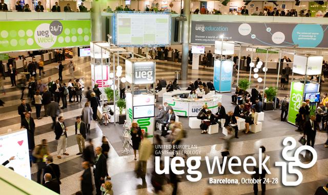 UEG Week Barcelona 2015