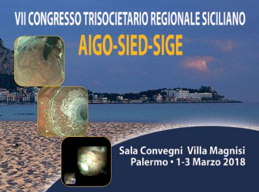 VII CONGRESSO TRISOCETARIO REGIONALE SICILIANO
