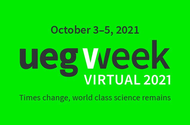 UEG Week Virtual 2021 03-05/10/2021